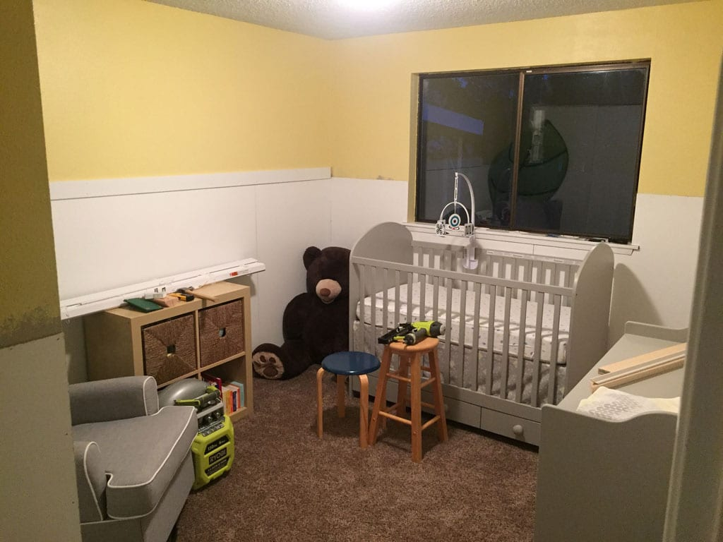 Nursery In-Progress